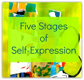 5 Stages of Self-Expression