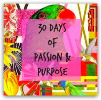 30 Days of Passion and Purpose Journal Course