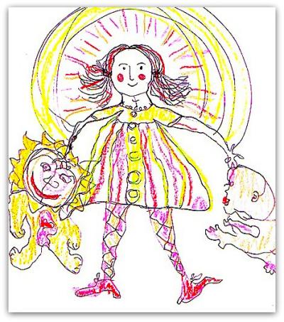 Inner Child Drawing