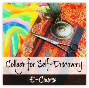 Collage for Self-Discovery E-Course - 1