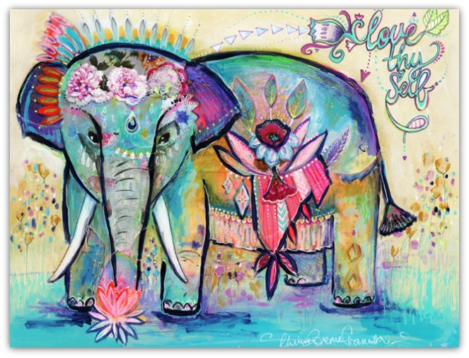 Intuitive Art by Chrissy Foreman Cranitch - 2