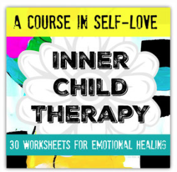 Inner Child Therapy Worksheets - Expressive Art Workshops