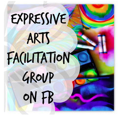 Expressive Arts Faciliation on Facebook