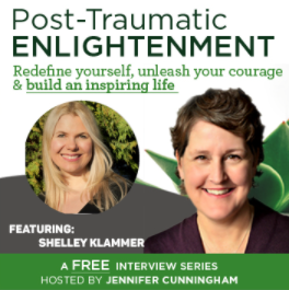 Shelley Klammer and Jennifer Cunningham - Trauma Summit