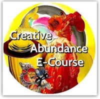 Creative abundance ecourse
