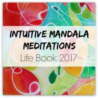 Mandala Meditations - Life Book