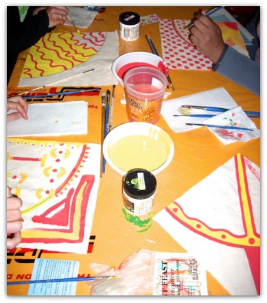 Expressive Arts Facilitation - Mandala Painting Workshop