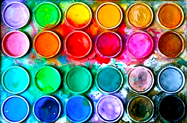 top 50 art therapy blogs - expressive art inspirations, Cephalic Vein