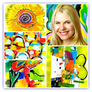 Expressive Art Workshops - Shelley Klammer