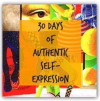30 Days of Authentic Self-Expression