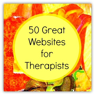 50 Great Websites For Counselling Therapists Expressive Art