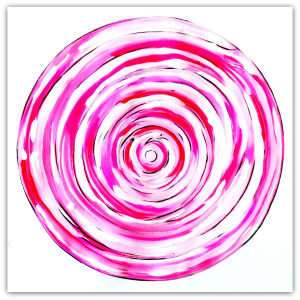 Intuitive Mandala #21 - Shelley Klammer