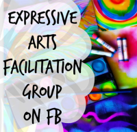 Expression Arts Facilitation Group on FB
