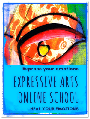 Expressive Arts School Badge - 2