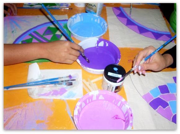 Expressive Arts Facilitation -  Mandala Workshop