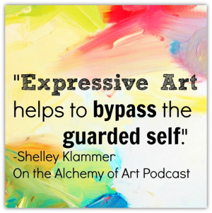Alchemy of Art Podcast - Shelley Klammer