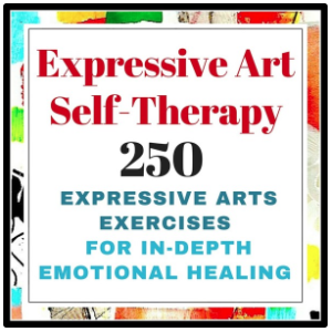 100 Art Therapy Exercises - The 2019 Updated List