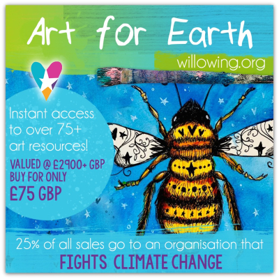 Art for Earth Sale