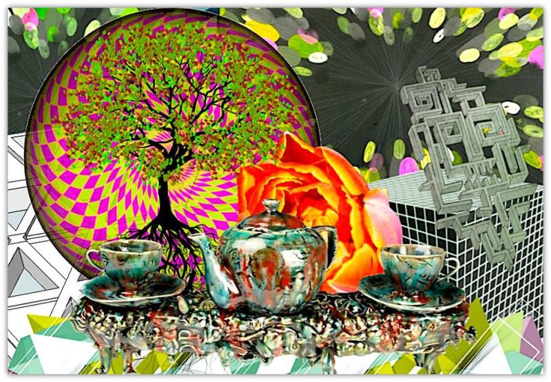Intuitive Mandalas - Shelley Klammer