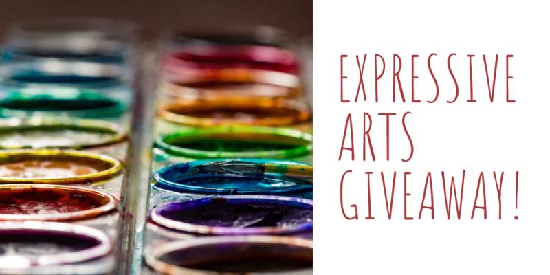 Expressive Arts Giveaway!