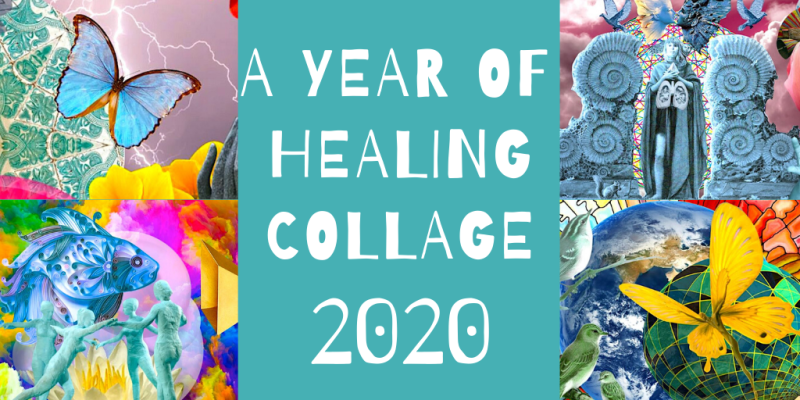 A Year of Healing Collage