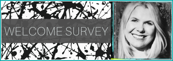 Photo of Welcome to Expressive Arts Survey – Shelley Klammer