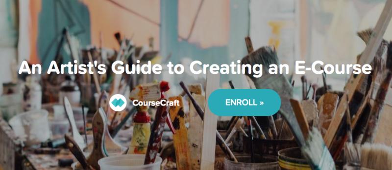 An Artist's Guide to Creating an E-Course - CourseCraft