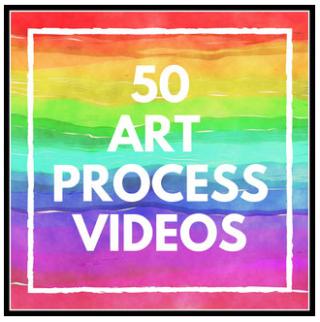 50 Best Art Process Videos