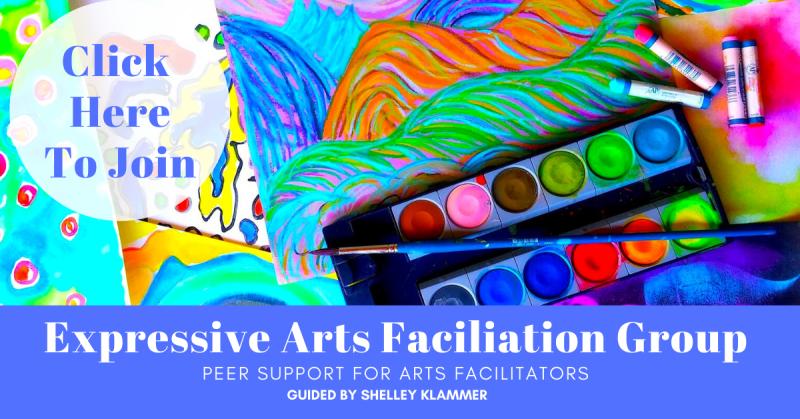 Expressive Arts Facilitation Facebook Group
