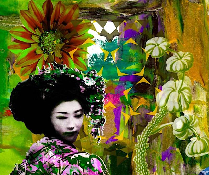 Symbolic Journeys by Shelley Klammer