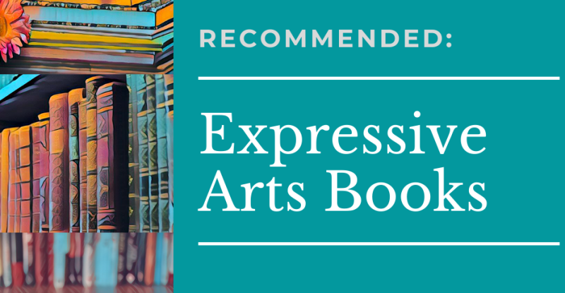 Best Expressive Arts Books - Shelley Klammer