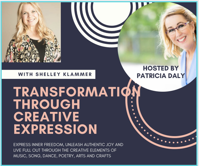 Shelley Klammer - Transformation Through Creative Expression