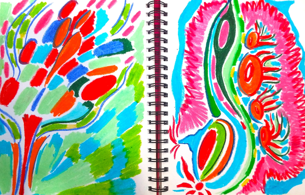Photo of Free Deep Dive Art Journaling Course