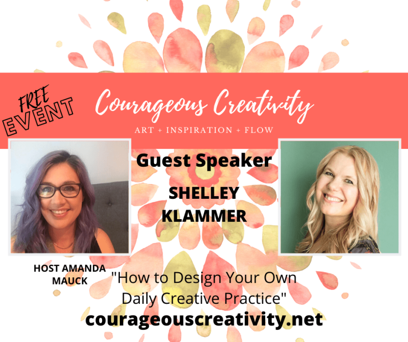 Courageous-Creativity-Shelley Klammer
