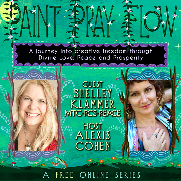 Photo of Paint, pray, flow! – Shelley Klammer