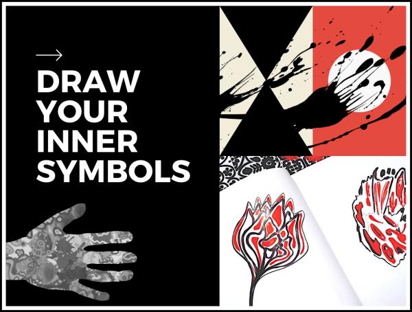 Photo of Draw Your Inner Symbols – Shelley Klammer